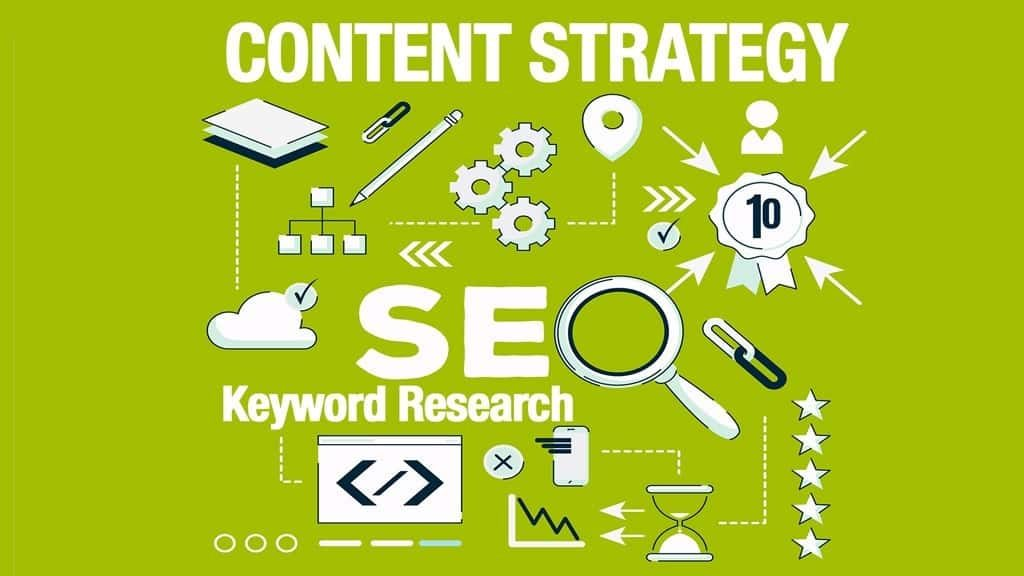 Search engine optimization for blogging infographic
